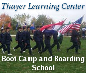 Thayer Learning Center: Boot Camp and Boarding School